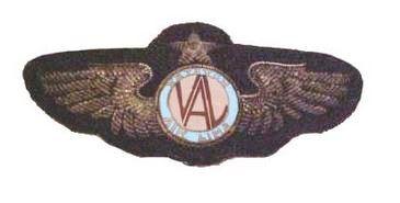 Veterans Air Line memorabilia