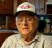 John Schaus finds Veterans Air again 70 years later.