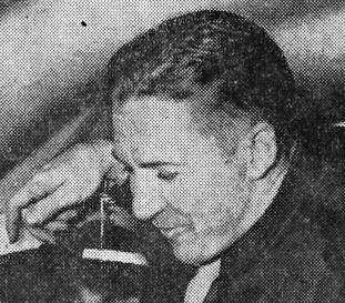 Charlotte McFall, former WAC, joined VAE as Hostess. Still seeking Charlotte's story. Photo Credit: New York World-Telegram, 5/6/19466