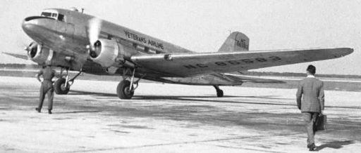 3-part video featuring unfolding Veterans Air history.