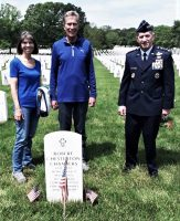 Chambers family memorable Arlington  Memorial Day.